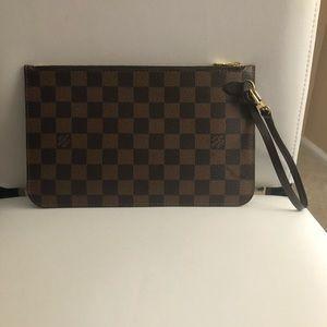 Louis Vuitton Ebe wristlet / clutch